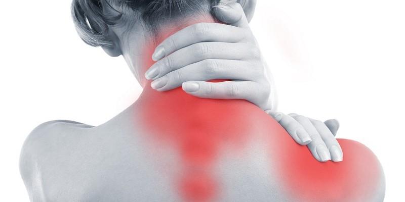 Starrheit des Halses: was ist es, Symptome wie Verspannungen der Muskeln